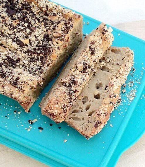 Retrouver notre recette de Banana Bread sain et rapide
