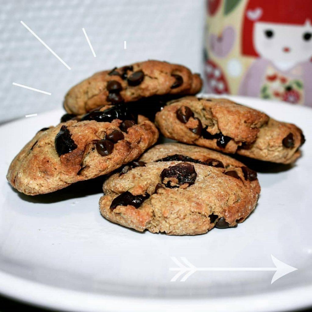 Recette de Cookies sains