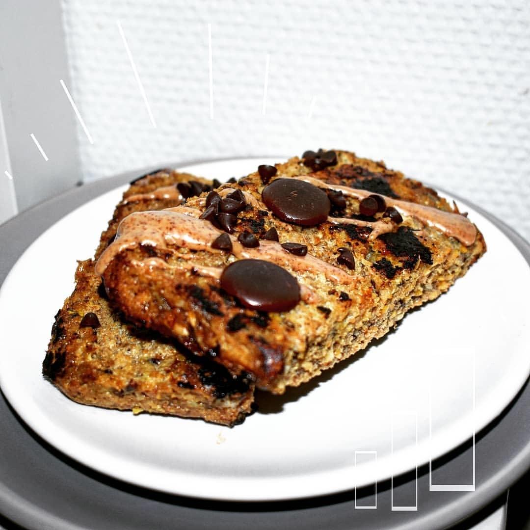 Recette de Yoghurt French toast