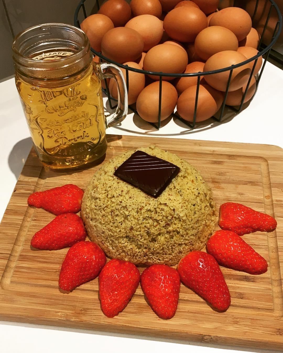 Recette de bowlcake healthy