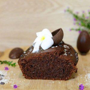Recette de CAKE CHOCOLAT COCO SANS MG