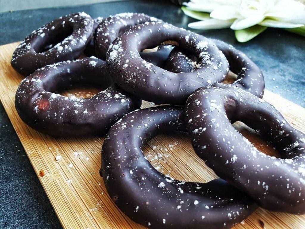 Recette de Donuts au four healthy