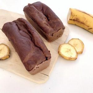 Recette de Mini cake chocolat sans œuf healthy