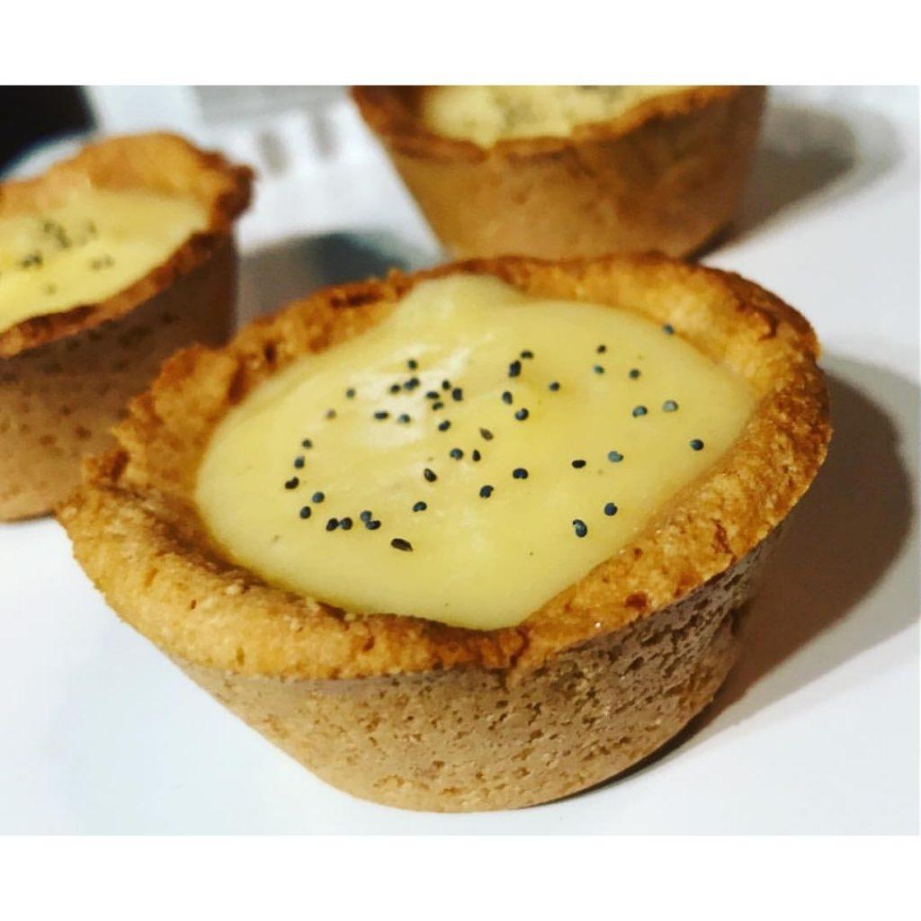 Recette de Tartelette au citron healthy