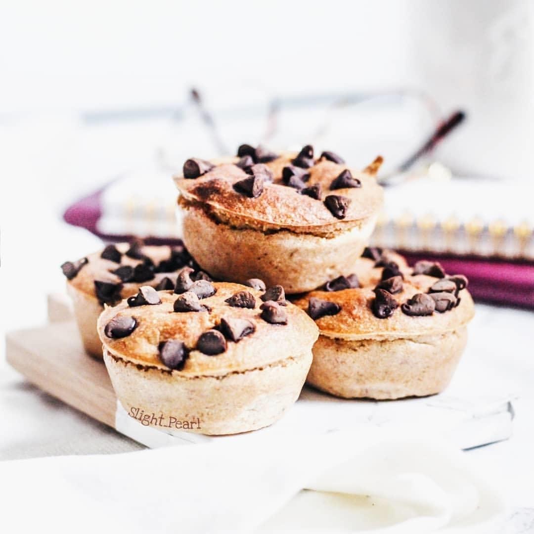 recette de muffins vegan sans sucre