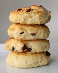Cookies très moelleux