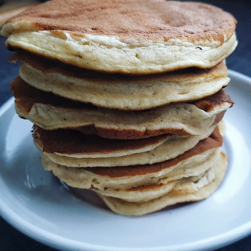 Pancakes healthy et rapide à la banane