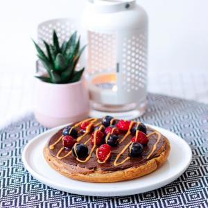 Maxi pancake healthy