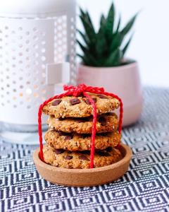 Cookies à la compote healthy