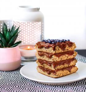 Big pancakes healthy rapide et sain
