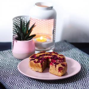 Cake fruité healthy