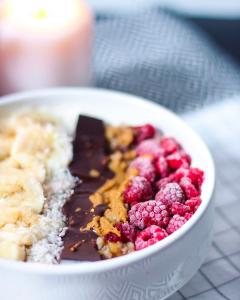 Porridge aux fruits
