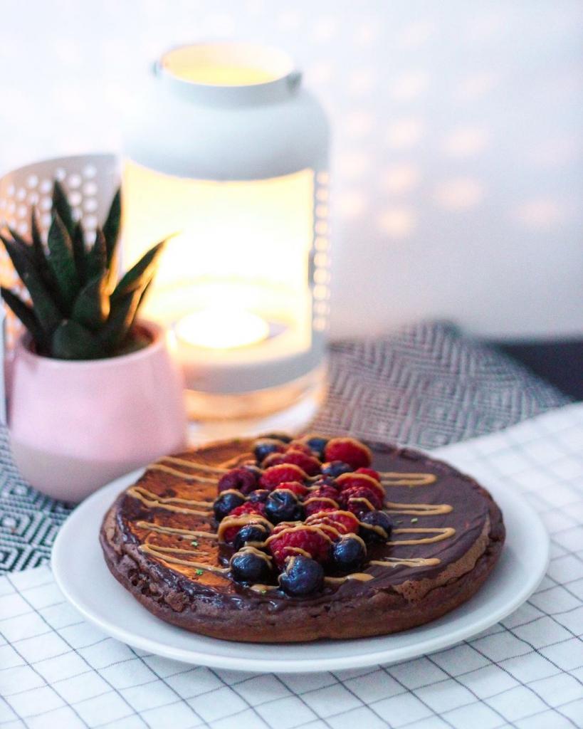 Maxi pancakes healthy
