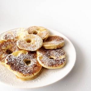 Pancakes healthy aux pommes