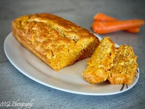 Recette de Cake avoine carottes