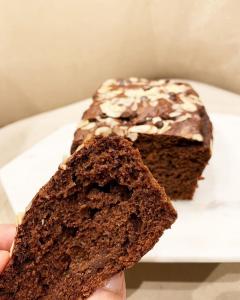Recette de CAKE MOELLEUX TOUT CHOCO