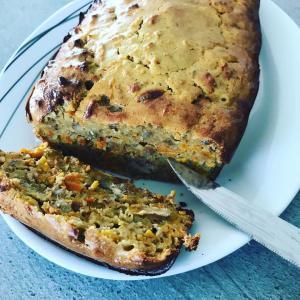 Recette de Carrot Cake healthy