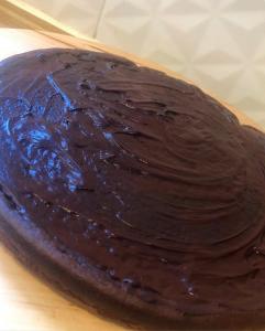 Recette de Gâteau à la courgette et au chocolat