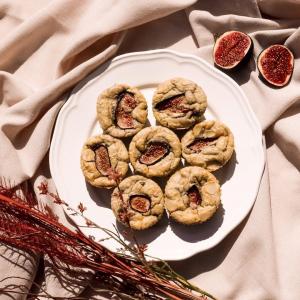 Recette de muffins aux amandes et aux figues
