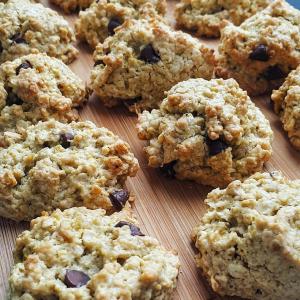 Recettes healthy de biscuits à l'avoine