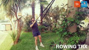 ROWING au TRX