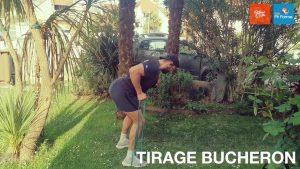 TIRAGE BUCHERON à L'ELASTIQUE
