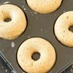 donuts paleo keto végétaliens cuits au four et sans gluten