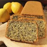 cake healthy au citron