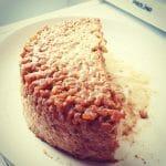 Gâteau de riz healthy