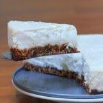 Le cheesecake healthy de vos rêves