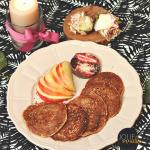 Pancake healthy vegan