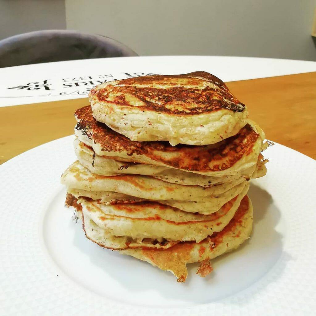 Pancakes healthy à faible indice glycémique