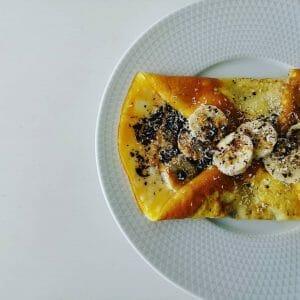Omelette paléo healthy