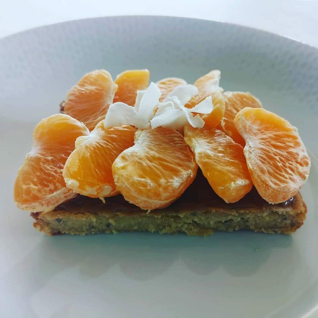 Tartelette mandarines