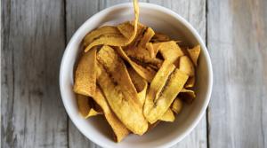 Les chips à la banane sont-ils sains ?