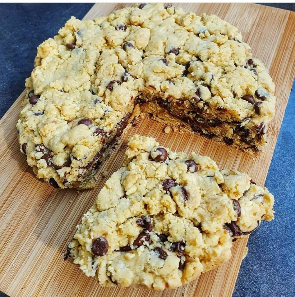 Big cookie cake healthy