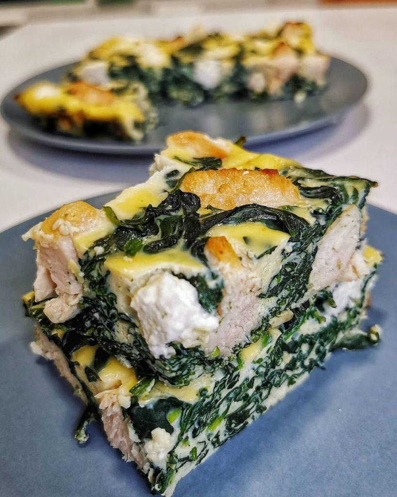Omelette healthy maison et rapide