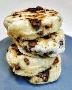 Brioche pancake express