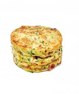GALETTE COURGETTE BACON